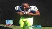 NFL Player LeSean McCoy Sends Sleazy Party Invite