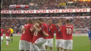 06.09.15 Норвегия - Хърватия 2:0 *квалификация за Европейско първенство 2016*