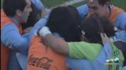 Uruguay vs Paraguay 3-0 (suarez,forlan,forlan) - Final Copa America 2011