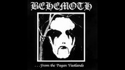 Behemoth - Blackvisions Of The Almighty