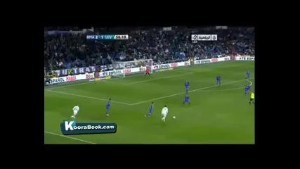 Тупалката на Роналдо срещу Леванте !