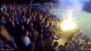 Умиране има, отказване - не! Сините в Ловеч 24.08.2014