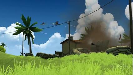 Battlefield Heroes-wicked Wake Trailer