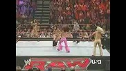 Mickie James & Candice Vs Jillian & Melina