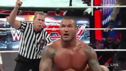 Wwe Raw 01.09.2014: Chris Jericho, John Cena & Roman Reings Vs. Randy Orton, Kane & Seth Rollins