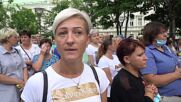 Lithuania: Protesters rally against migrants in Vilnius