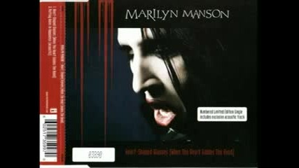 Marilyn Manson - Putting Holes In Happines (Acoustic)
