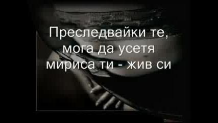 Evanescence - Haunted (BG превод)