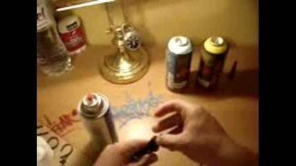 как да си направиш спрей
