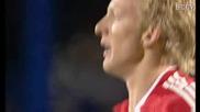 Liverpool vs. Portsmouth Kuyt