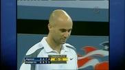 Us Open 2002 : Сампрас - Агаси | Последни точки