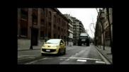 Peugeot 107 Реклама