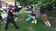 Полицейски екшън в Тексас