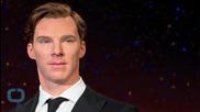 WATCH: Benedict Cumberbatch Is a Gorgeous Chocolate Dessert