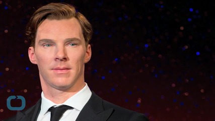 WATCH: Benedict Cumberbatch Is a Gorgeous Chocolate Dessert