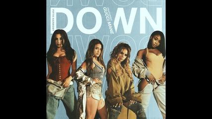 Fifth Harmony - Down feat. Gucci Mane ( A U D I O )