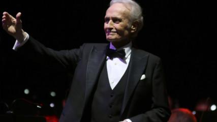 Хиляди българи се сбогуваха с Хосе Карерас
