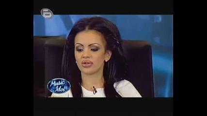 Music Idol 3 - Фокусника Росен Димитров