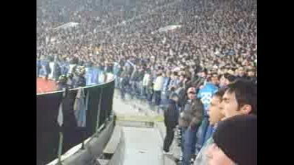 Левски - Барселона - Агитка