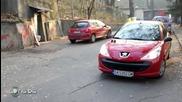Фирма прибра служебните колите от Цска