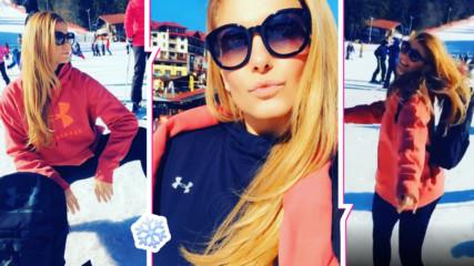 Анелия откри зимата, озова се в Пампорово с редица родни VIP-ове