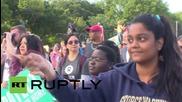 САЩ: Моби изнесоха концерт на сбирка на активисти пред National Mall по случай промените в климата