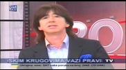 Jasar Ahmedovski 2012 Kad vec pucas tad me ubi Dm Sat 31.05.2012 - Prevod