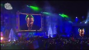 David Guetta - на Живо от Tomorrowworld 2013 [hd]