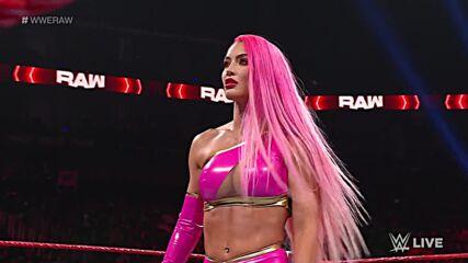 Natalya & Tamina vs. Eva Marie & Doudrop: Raw, July 26, 2021