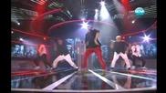 Jeason Brad Lewis - The X factor Bulgaria 2011 - Руши Видинлиев - Ти беше.