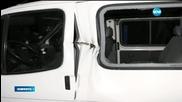 Британски ММА боец потроши коли и нападна полицаи в Слънчев бряг