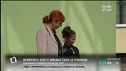 Зрители помогнаха на Марина да тръгне на училище - Здравей, България (25.09.2014г.)