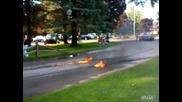 Този запали и пътя ...