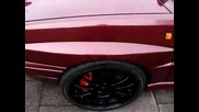Lancia Delta Integrale on the street