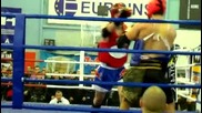 Кристиян Георгиев vs. Ясин Мусбах - Държавно по Муайтай 2011г. гр. Варна