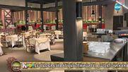 """""""На кафе"""" надниква в ресторанта и кухнята на шоуто Hell's kitchen"""