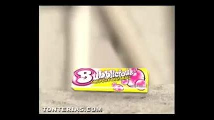 Вълшебна дъвка