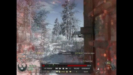 Cod: Black Ops - One of My Sick Kills