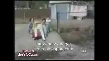 Funny Crash Video
