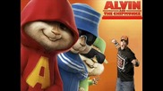 Alvin & The Chipmunks Wwe John Cena
