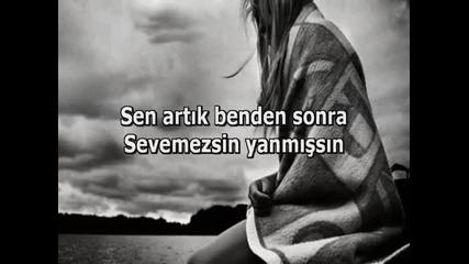 Tarkan - Sevdanin Son Vurusu (2010 Yeni Album Adimi Kalbine Yaz) Lyrics!!!