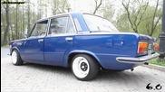 Стилен полски Fiat 125