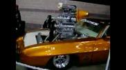 1970 Pontiac Gto Double Blower - Blown Pro street part 6