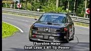 Seat Leon 1.8t Tij Power - Thorsten Meier - Ibergrennen 2012 - onboard