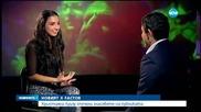 Християна Лоизу пред Нова за победата в X Factor