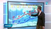 Прогноза за времето (17.01.2021 - централна емисия)
