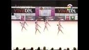 Естетическа Гимнастика:световна Купа 2006