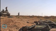Syrian Civilians Trapped as ISIS Launches New Offensive