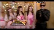 Hq 110624 Kim Hyun Joong Secret - Back Stage Music Bank June 24, 2011