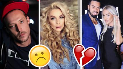 Звездните раздели и разводи на 2018-а! Кои връзки останаха в историята?